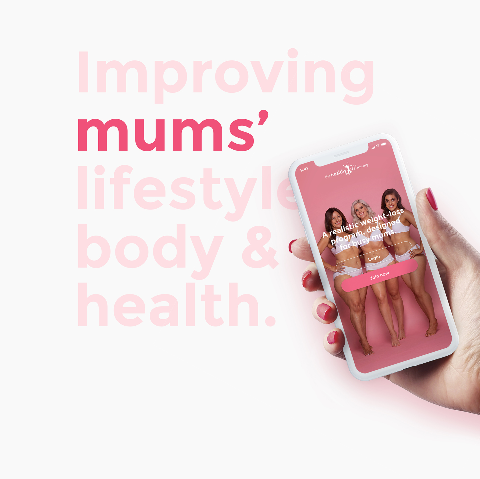 The Healthy Mummy app image 1